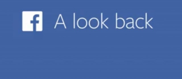 "Facebook Turns 10. Gives Users a ""Look Back"" Video"
